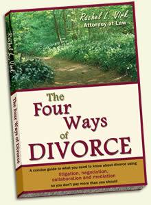 The Four Ways of Divorce, by Rachel Virk
